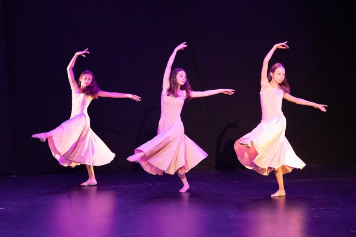 danse classique ados